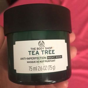 The Body Shop Anti-Imperfection Night Mask
